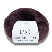 Mohair Luxe Paillettes von Lang Yarns