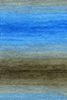 Merino 400 Lace Color von Lang Yarns 0020 BLAU/GRAU