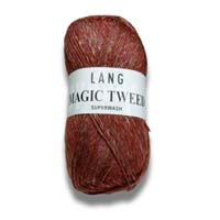 Magic Tweed von Lang Yarns