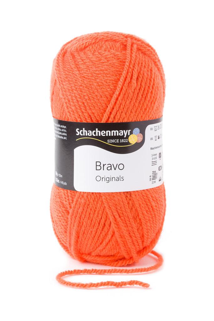 133 m Wolle NATUR NEON TWEED - 50 g // ca 08330 BRAVO von Schachenmayr